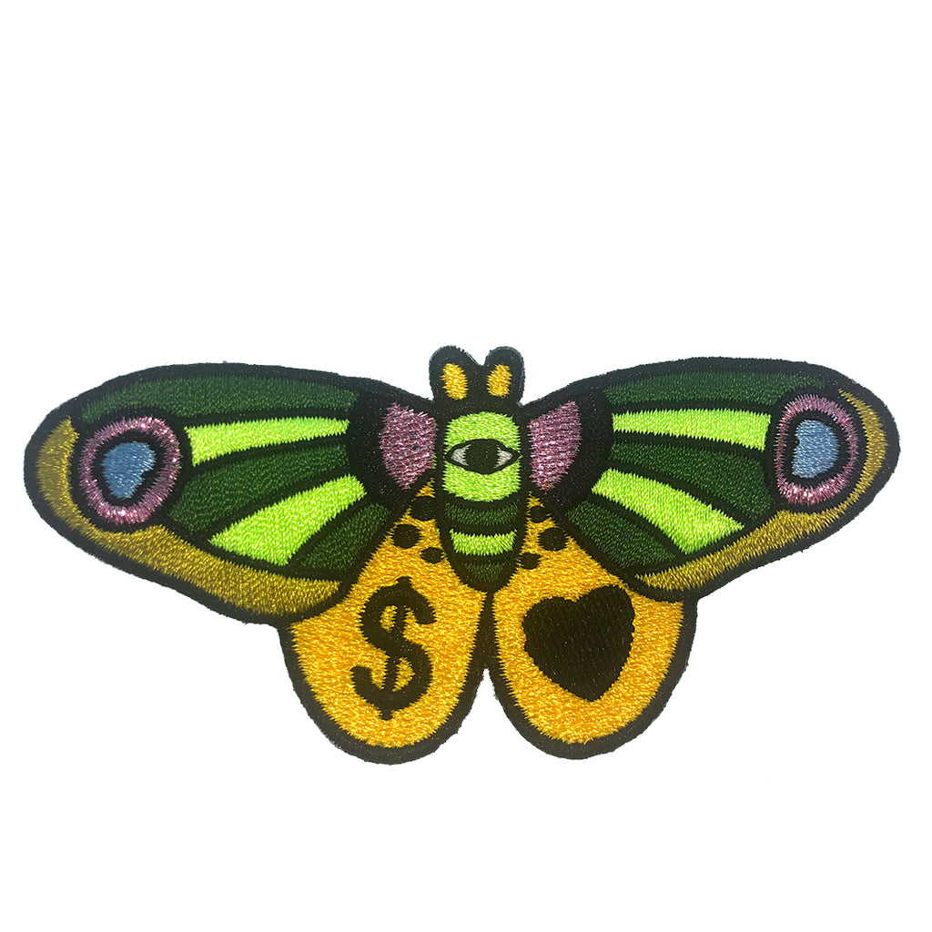 Money Moth - Patch