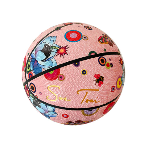 Flower Bomb III - Basketball