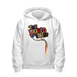 World Is Yours - Hoodie (White)