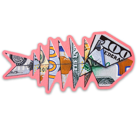 Fish Bowl - Sticker