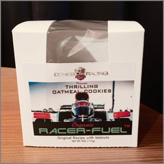 Racer-Fuel Oatmeal Cookies
