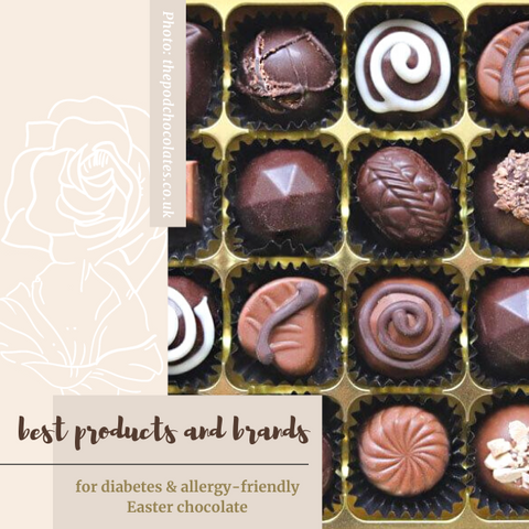 Best Easter chocolates for diabetes or allergies