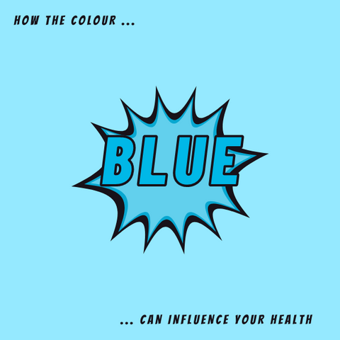 Colour Therapy Blue Meaning