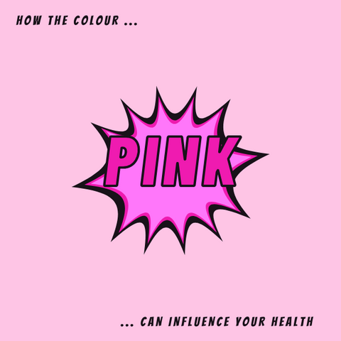 Colour Therapy Pink Meaning