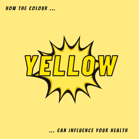 Colour Therapy Yellow Meaning