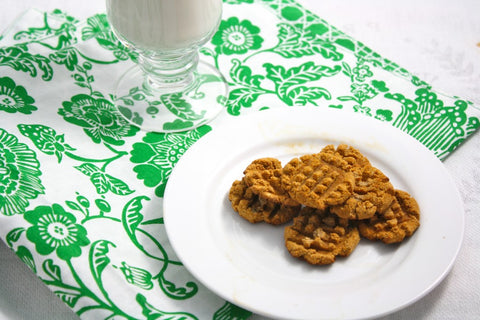 Healthy Ginger Cookies - Foodie Fiasco