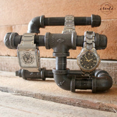 Industrial Watch Holder - from lovecreatecelebrate dot com
