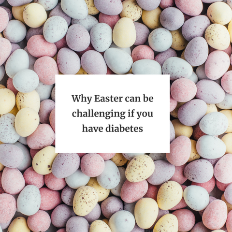Why Easter can be challenging if you have diabetes