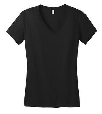 District® - Juniors Very Important Tee® V-Neck.