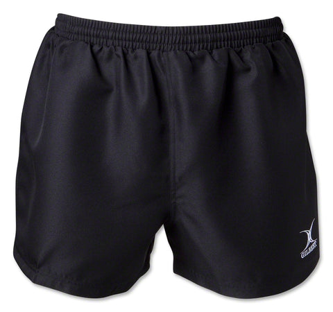 Saracen Rugby Shorts - Black