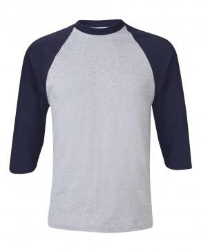 Copy of Raglan Sleeve Baseball Shirt -  Toddler