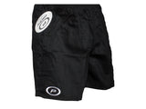 Classic Rugby Shorts - Black