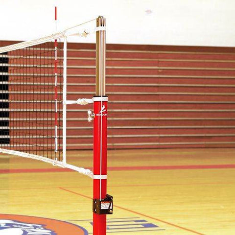 Aluminum Power Volleyball System w/o Ground Sleeves