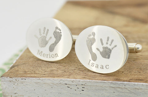 Fingerprint Jewellery Fathers Day