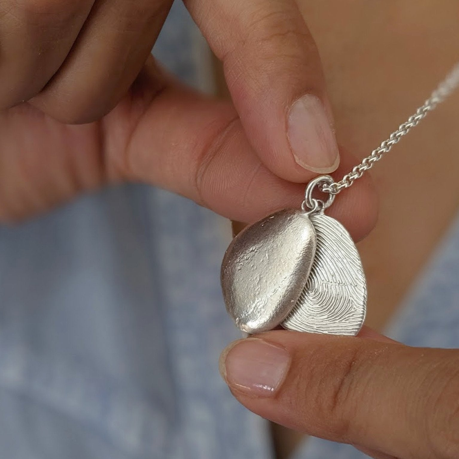 Fingerprint Jewellery
