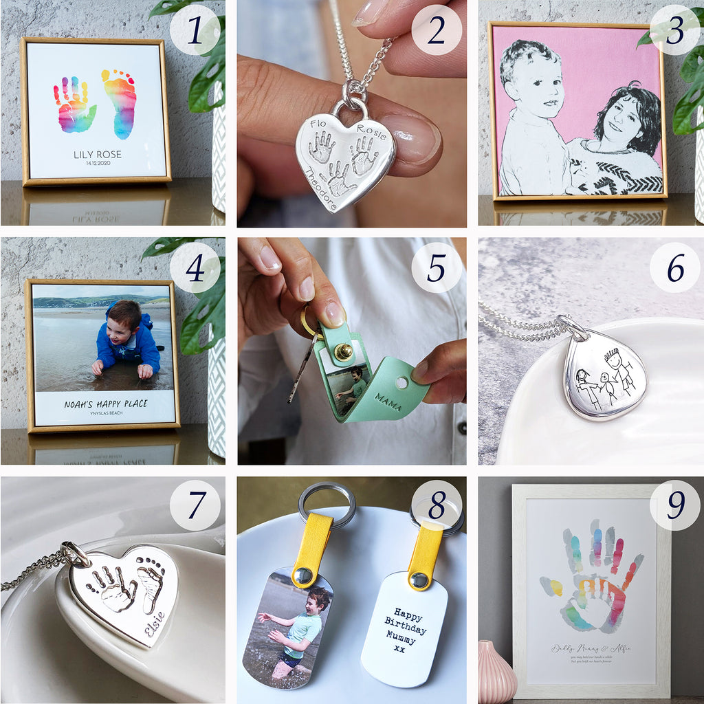 Personalised Mother's Day Gift Ideas 2021