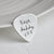 PERSONALISED YOUR WRITING SILVER PLECTRUM