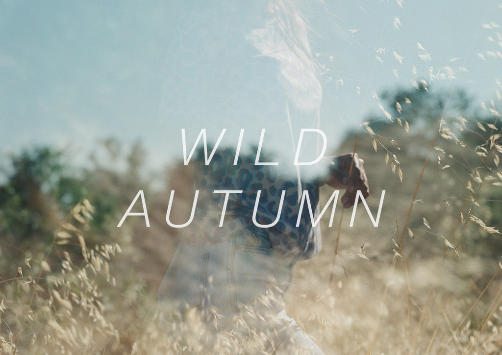 WILD AUTUMN : FALL 19 LOOKBOOK