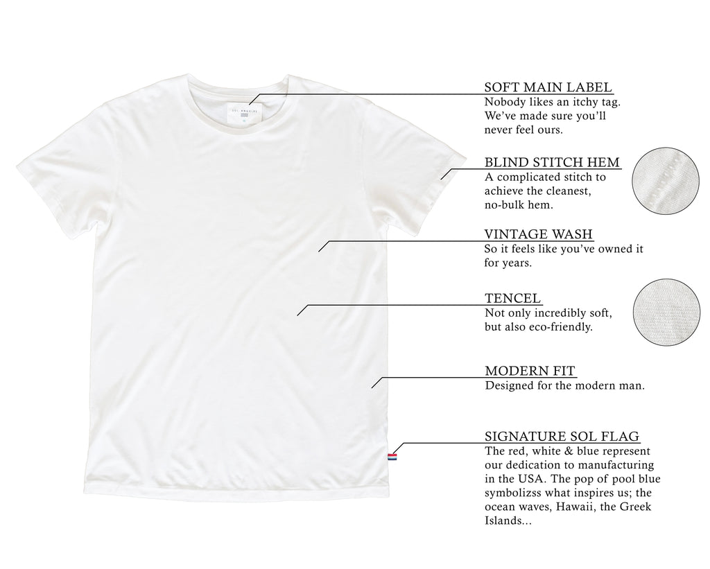 ANATOMY OF THE PERFECT TEE MENS CLOSET ESSENTIAL