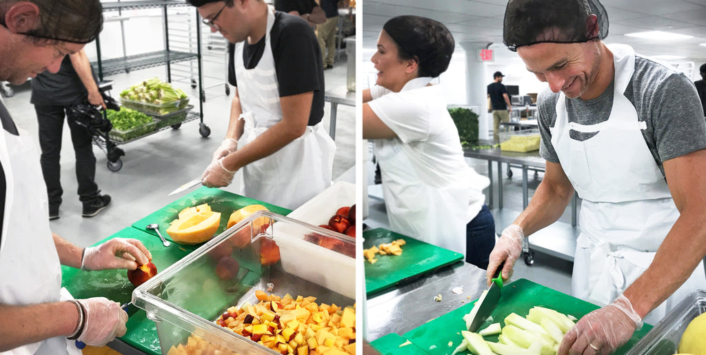 LA Kitchen in Los Angeles revealing the power of food