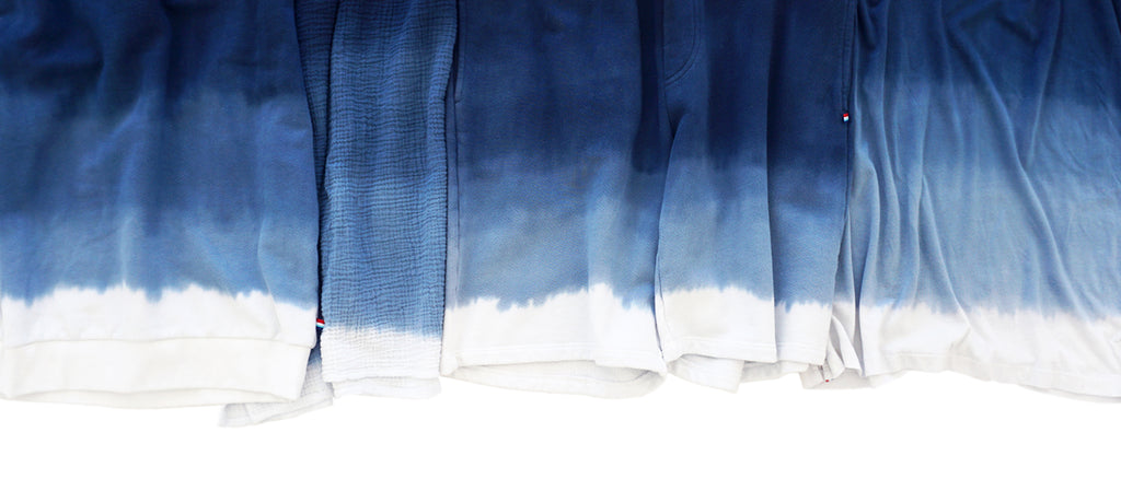 HAND DIP DYED OMBRE CAPSULE COLLECTION