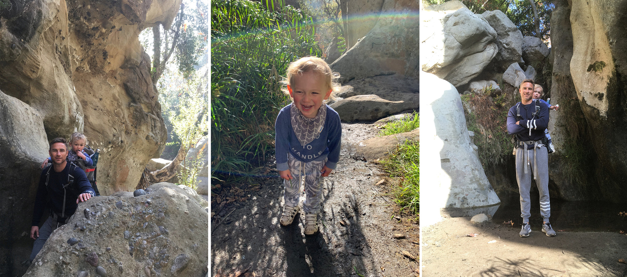 TOPANGA NATIONAL PARK HIKE
