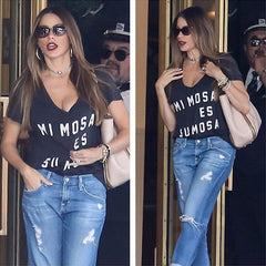 Sofia Vergara in Sol Angeles