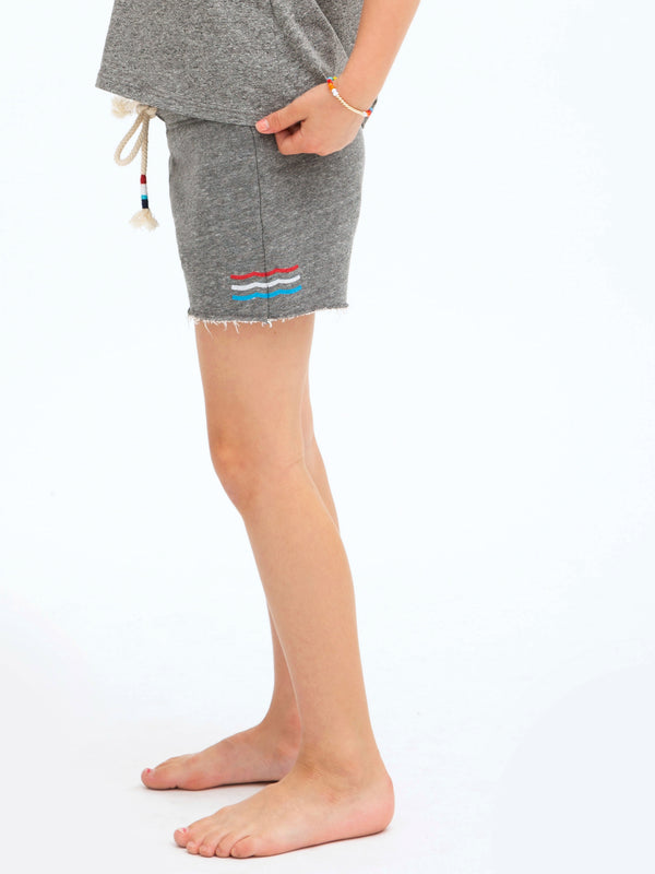 SOL FLAG ESSENTIAL GIRL SHORT