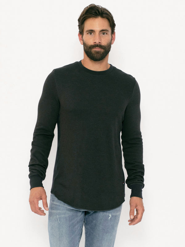 SHERPA LONG SLEEVE CREW