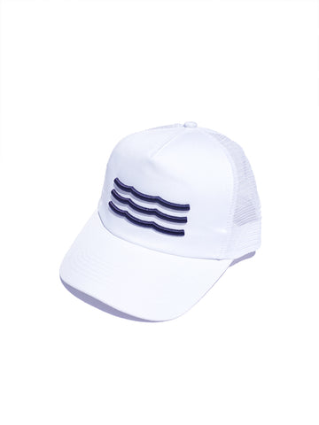 WAVES MESH BACK HAT