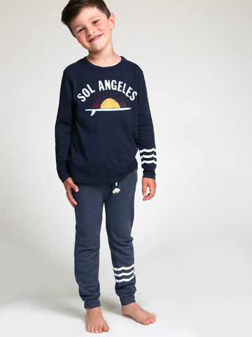 SOL ANGELES SURF LONG SLEEVE CREW
