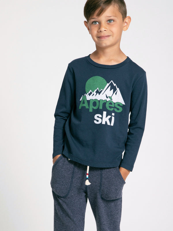 APRES SKI LONG SLEEVE CREW