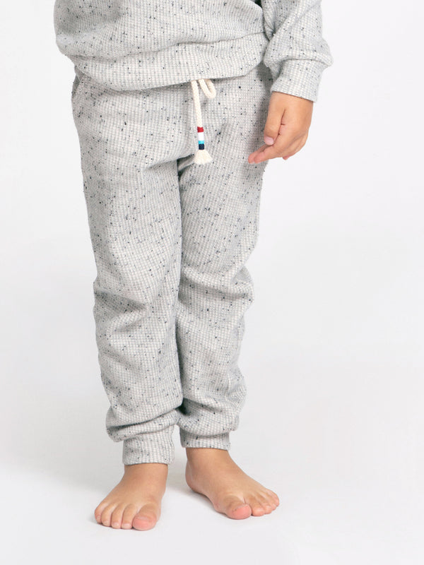 SPECKLED THERMAL JOGGER