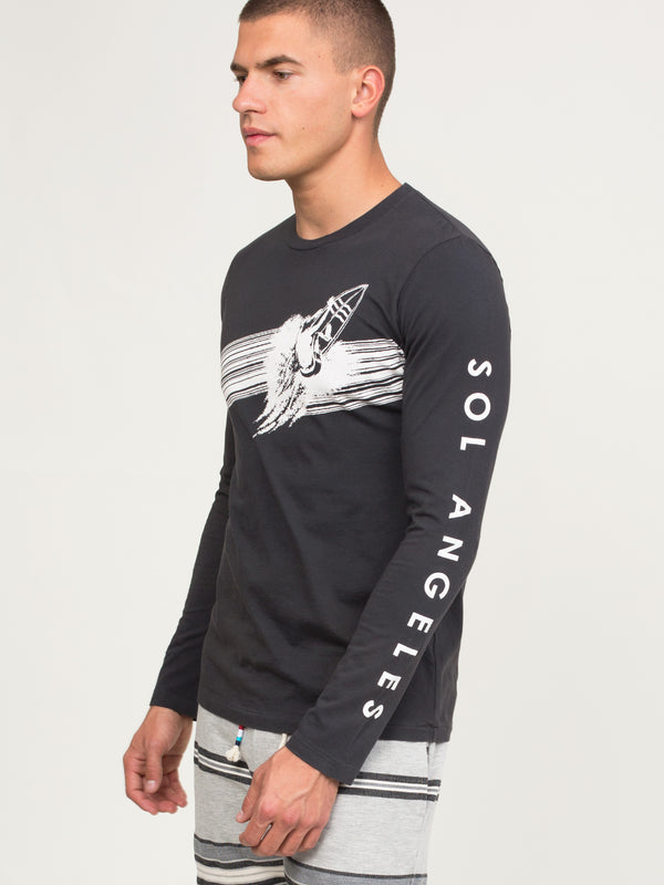 HIGHLINE LONG SLEEVE CREW
