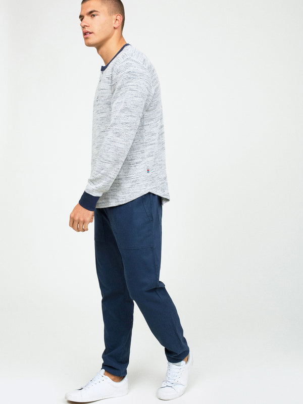 NEPS THERMAL LONG SLEEVE HENLEY