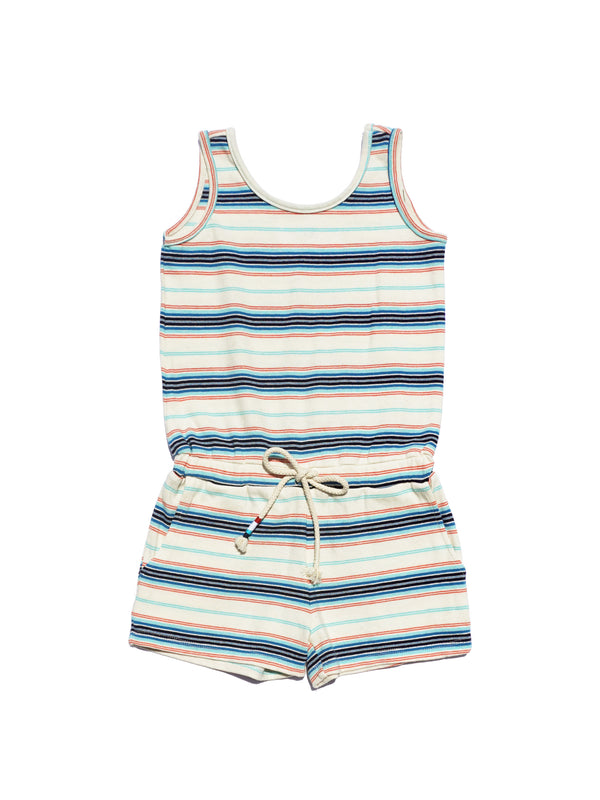 RETRO STRIPE ROMPER