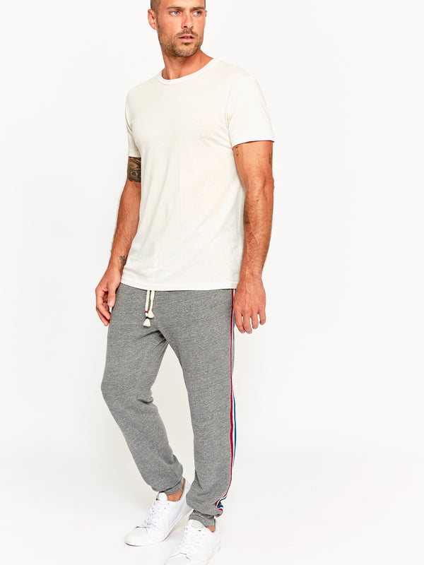SOL FLAG STRIPE JOGGER