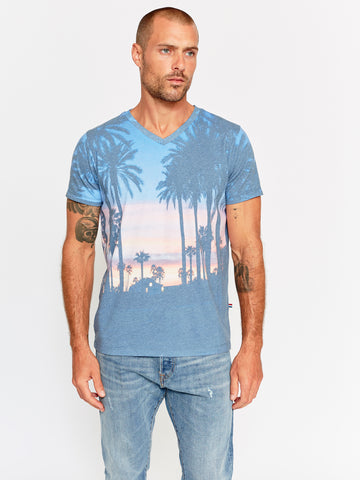 CANAL NIGHTS V-NECK