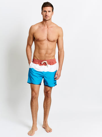 SOL FLAG SWIM SHORT
