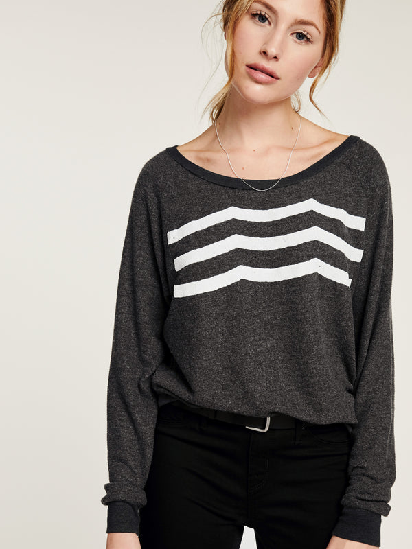 WAVES HACCI PULLOVER
