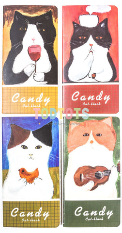 Candy Cat - Notebook