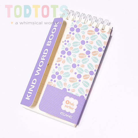 Kind Word Book - Notebook