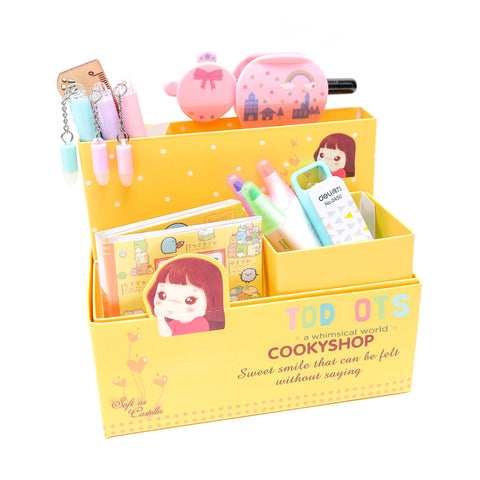 Cooky Pencil Holder and Desk Organiser