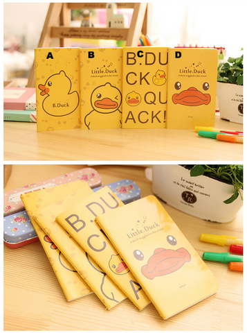 Cute Duckling Collection 2 - Notebook (A6)