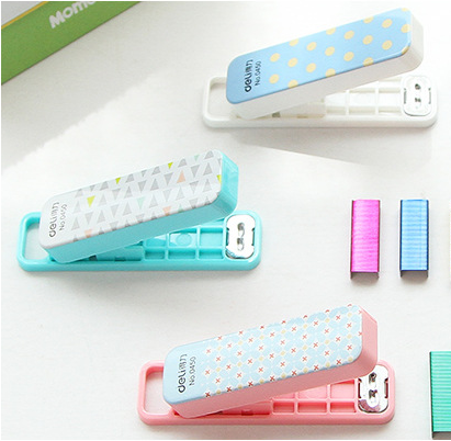 Mini Sweet Pastel Stapler