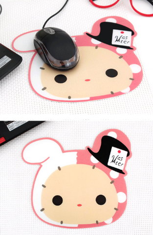 Cartoon Character Mouse Pad