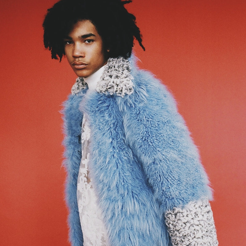 Luka Sabbat by Hannah Sider for Idol Magazine