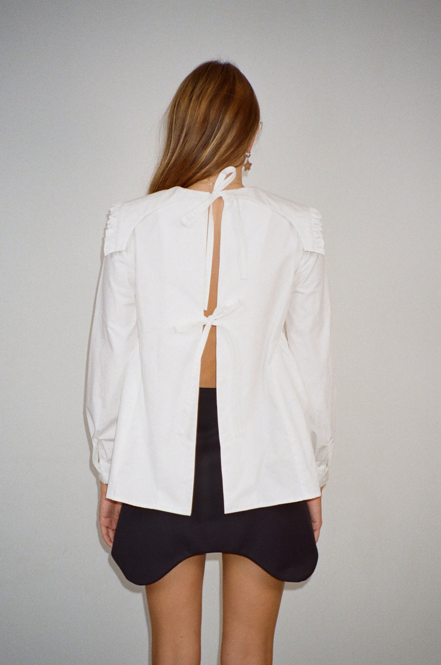 Laurie Top in White