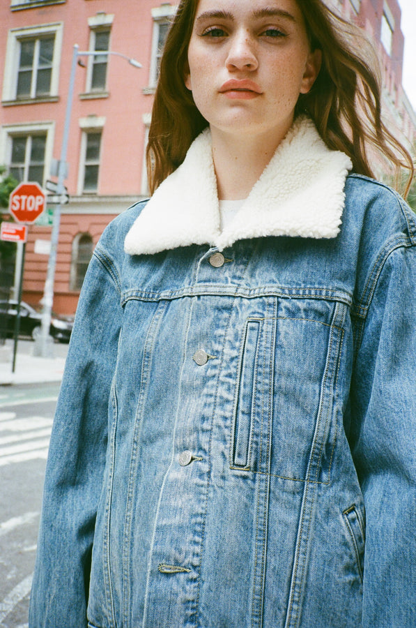 York Denim Jacket