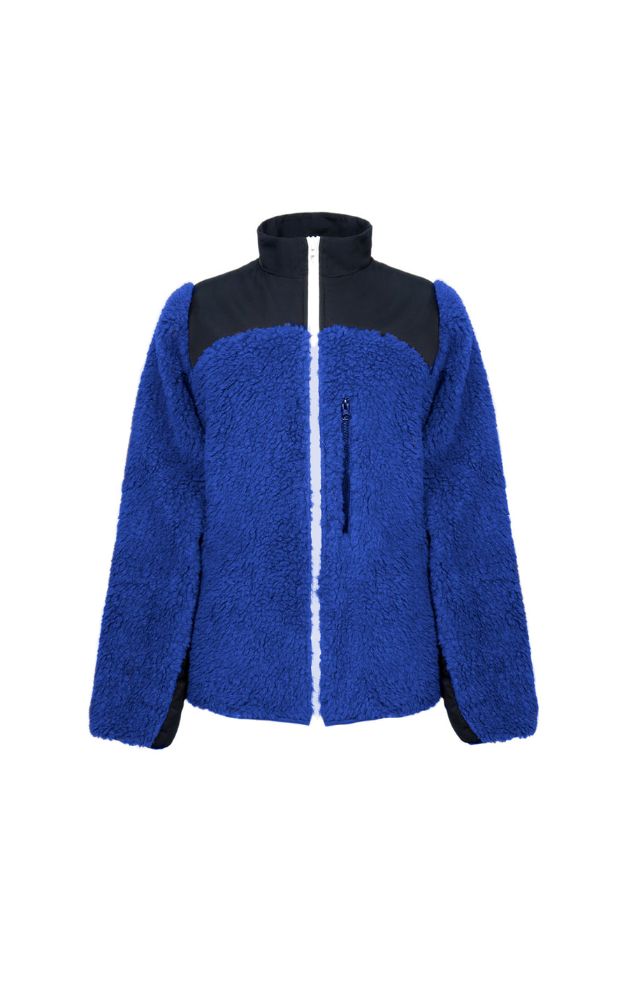 Rushi Fleece in Cobalt
